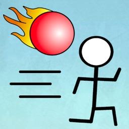 Stickman Dodgeball