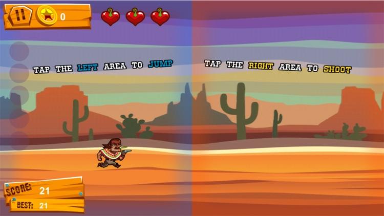 Tonja Cowboy Dash screenshot-3
