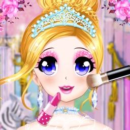 Anime Royal Wedding Makeover