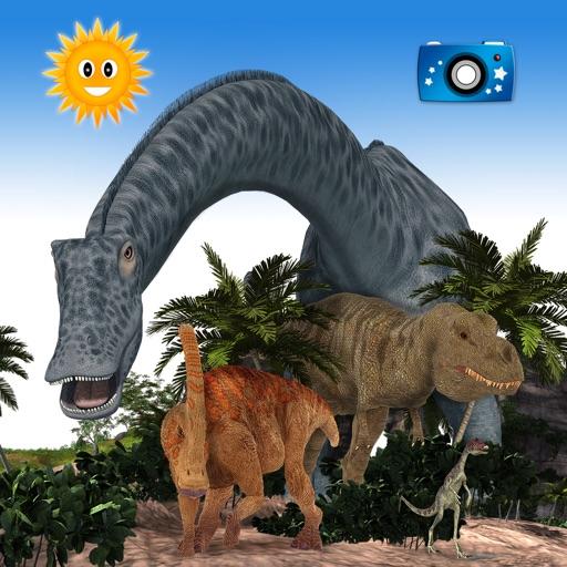 みんな見つけて:恐竜と先史時代...