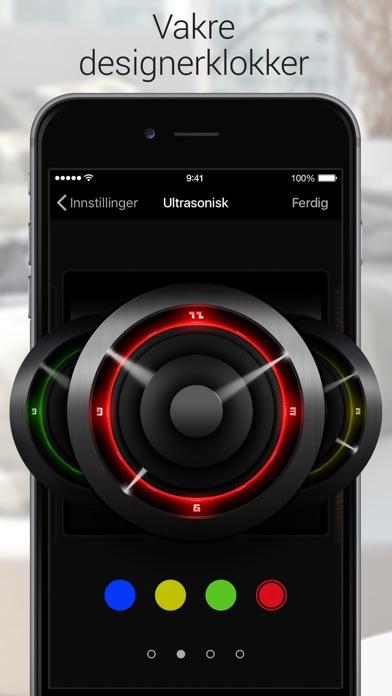 Screenshot for Vekkerklokke for meg in Norway App Store