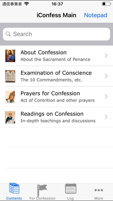IConfess - Confession Guide