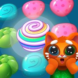 Cats Candy Treats - Match 3