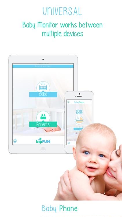 Universal Baby Monitor