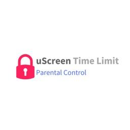 uScreen Time Limit Screen Lock