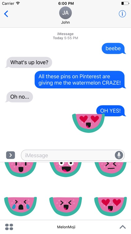 MelonMoji screenshot-2