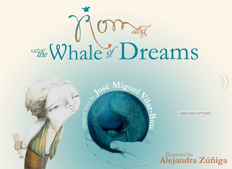 Rom and the whale of dreams