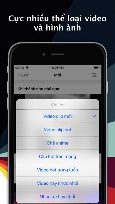 Hài VL screenshot three