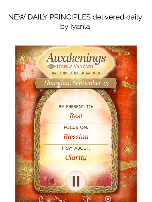 Awakenings with Iyanla Vanzant screenshot 10