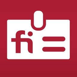 Biz Card Reader for FibreCRM