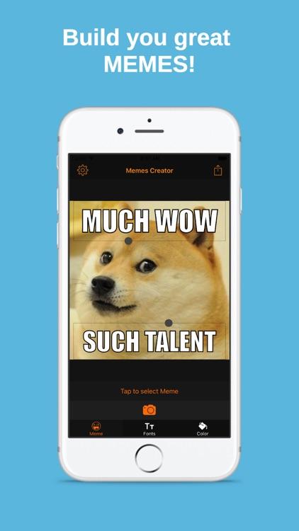 Memes Maker Pro