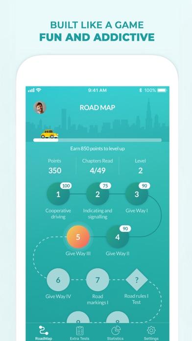 Screenshot for Zutobi: Drivers Ed & DMV prep in United States App Store