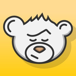 Bear My Day - Animated Stickers