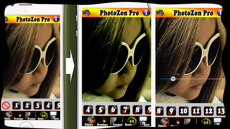 PhotoZon Pro - Photo Collage screenshot-4
