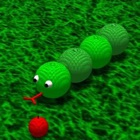 3D Snake icon