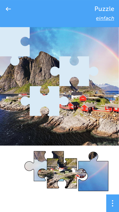 Puzzle * screenshot two