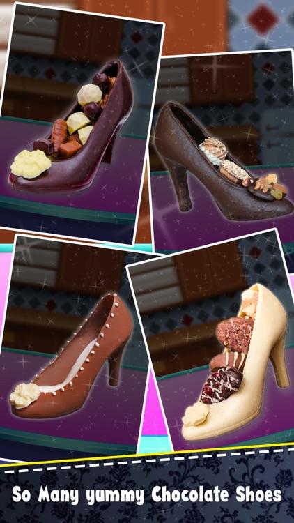 Fat Unicorn DIY Chocolate Shoe screenshot-3