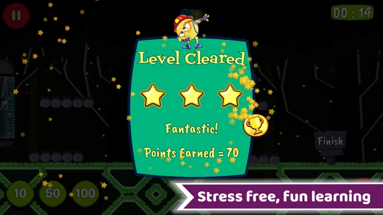 Math Rescue 7-9 Year Old Games screenshot-3