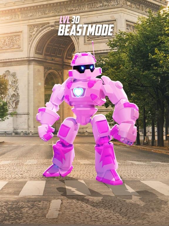 AR Robot screenshot 8