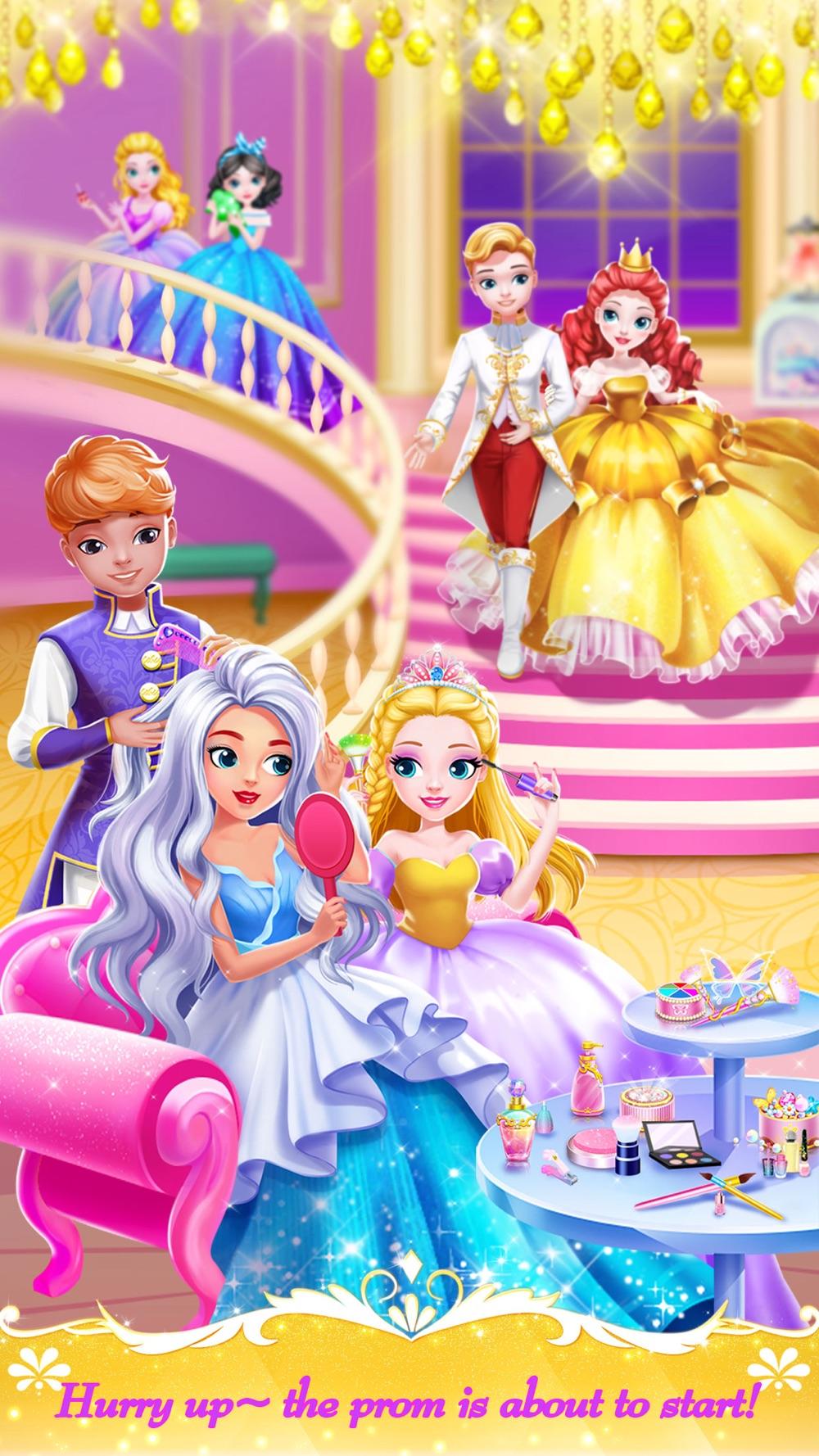 Sweet Princess Prom Night Cheat Codes