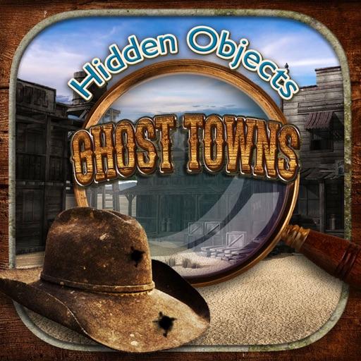 Hidden Objects Haunted Mystery Secret Ghost Towns