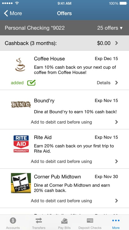SEFCU Mobile Banking screenshot-3