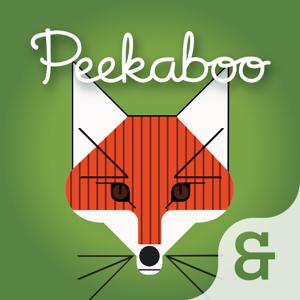 Peekaboo Forest app