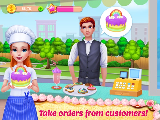 My Bakery Empire screenshot 7