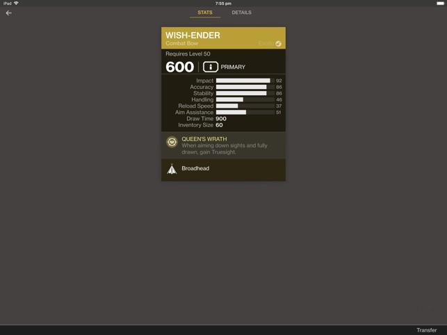 Ishtar Commander for Destiny 2 on the App Store