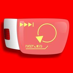 DBZ Scouter Power Glasses