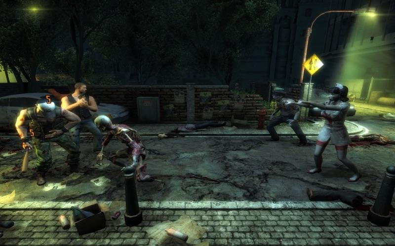 Скриншот из Dead Age