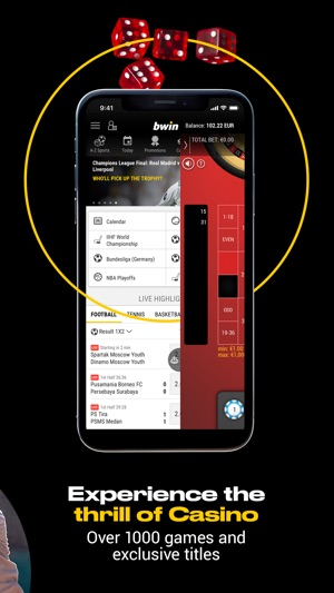 Bwin mobile betting sports horse betting rule 42