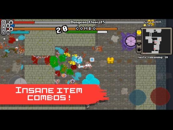 The Scrungeon Depths screenshot 2