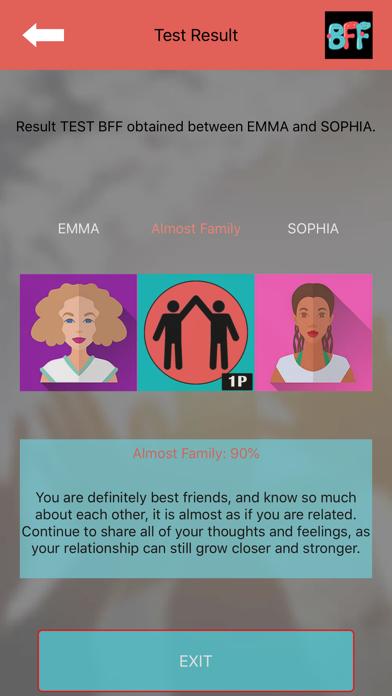 BFF Friendship Test: BFFBot screenshot 7