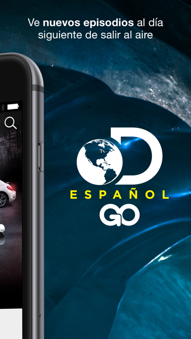 Discovery en Español GO screenshot 4