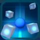 физика шарики игра -Bricks 3D-
