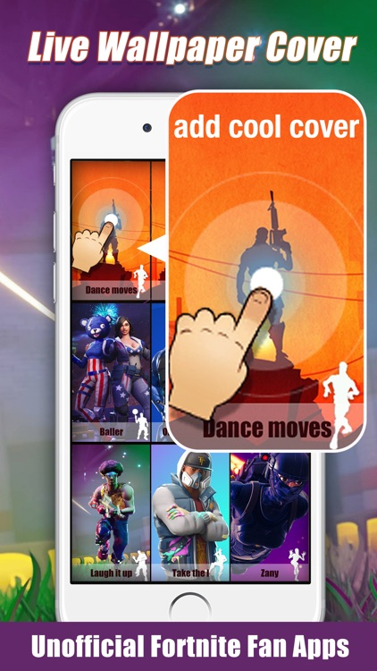 High Quality Live Wallpaper For Dances Screenshot 1