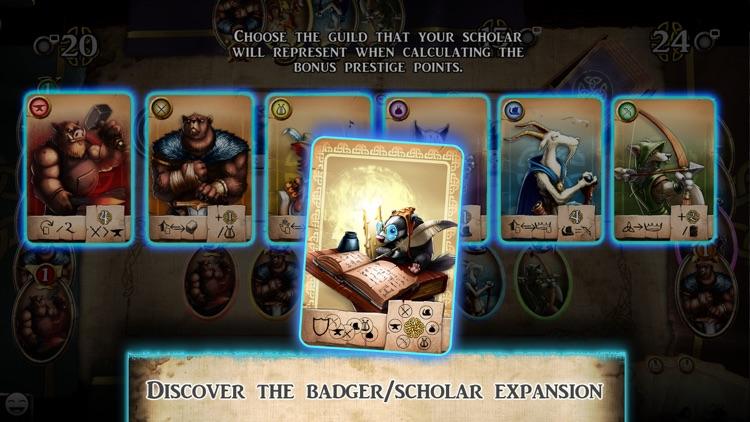 Harald: A Game of Influence screenshot-4