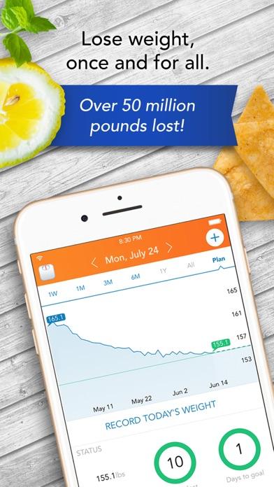 Lose It! – Calorie Counter app image
