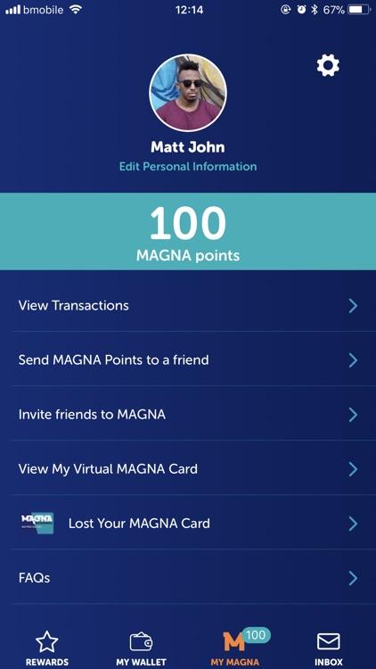 Magna Rewards screenshot-3