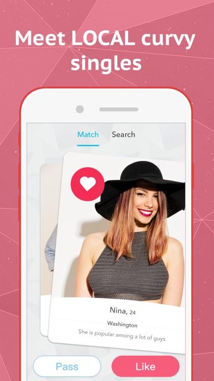 WooPlus Dating - Meet Curvy BBW Singles Online