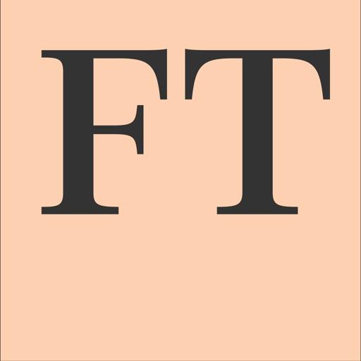 Financial Times iOS App