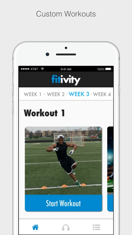 Fitivity Football Training screenshot-3