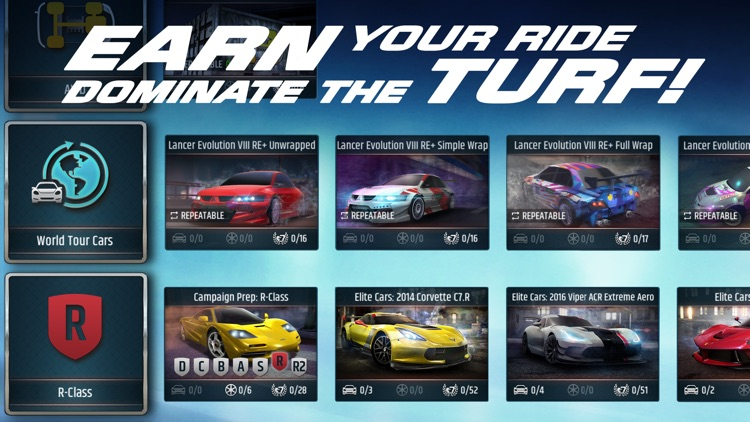 Racing Rivals screenshot-0