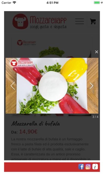 Mozzarellapp screenshot-5