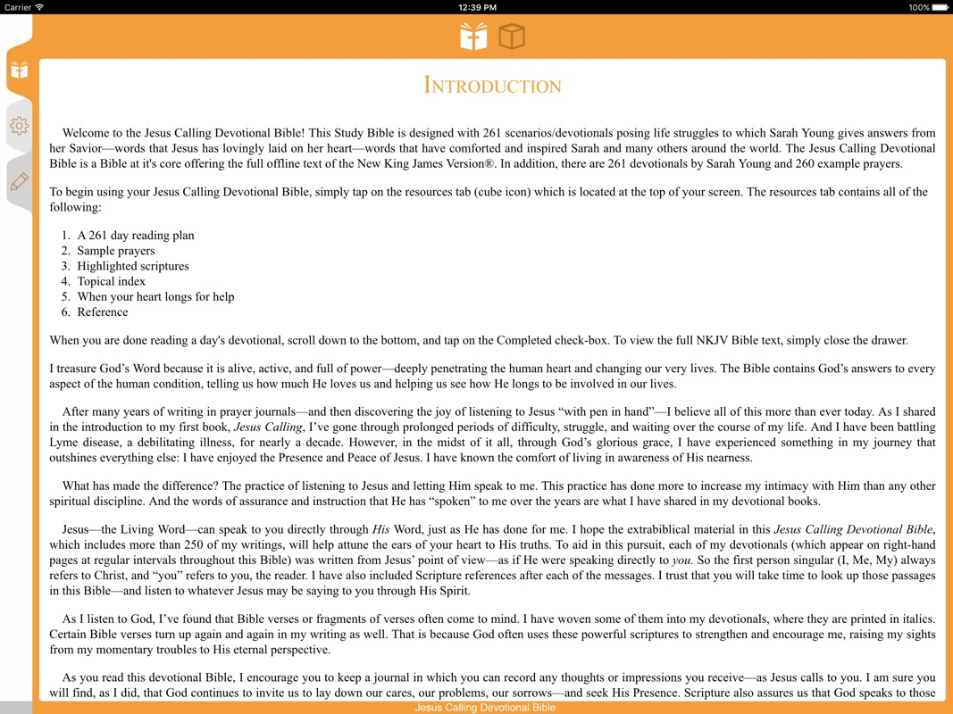 Jesus Calling Devotional Bible - Online Game Hack and Cheat | Gehack com