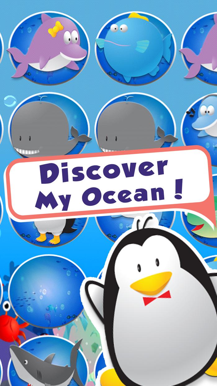 Penguin Pairs - Matching Game Screenshot