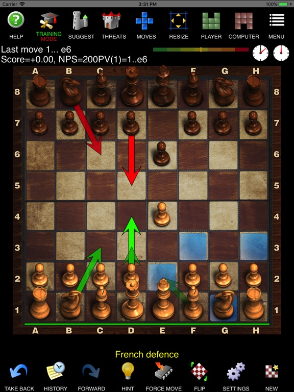 Screenshot #5 for Chess Pro - Ultimate Edition