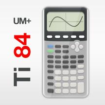 TI 84 Graphing Calculator UM+