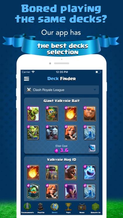 Stats & Tools for Clash Royale screenshot-4